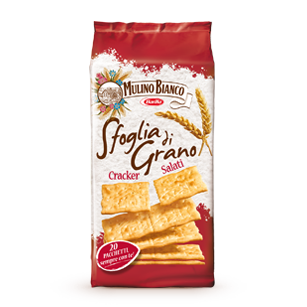 Mulino Bianco Salted Crackers 500g