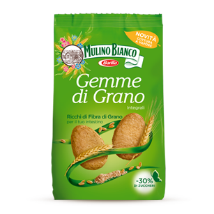 Mulino Bianco Gemme Di Grano (Whole Wheat)