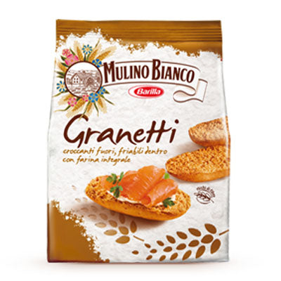 Mulino Bianco Granetti Whole Wheat 280g
