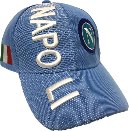 Napoli 3D Embroidery Hat