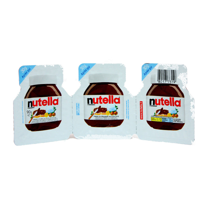 Ferrero Nutella 30g - 3 Pack