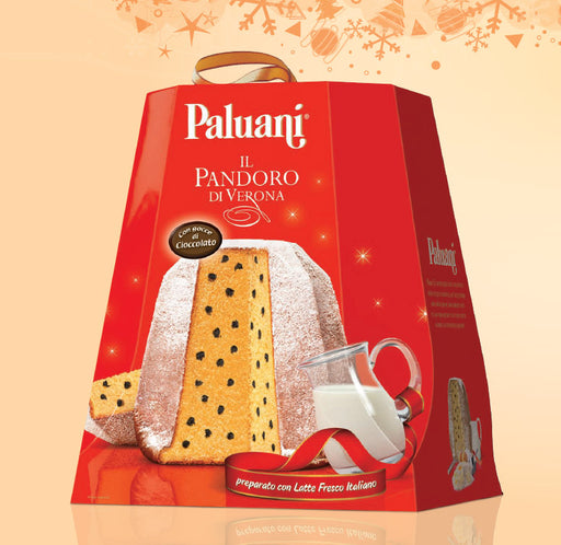 Paluani Pandoro di Verona with Chocolate, 1000g