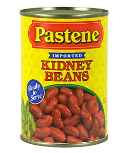 Pastene Red Italian Kidney Beans 14 oz Can