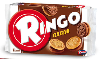 Pavesi Ringo Chocolate (Cacao) 6 Pack, 330g