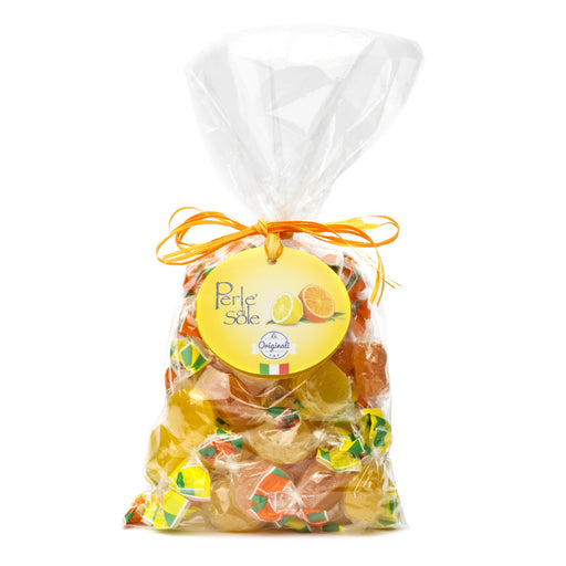 Perle di Sole Assorted Amalfi Lemon & Orange Jellies, 12.35 Oz | 350g