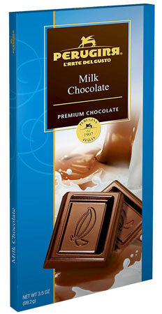 Perugina Milk Chocolate Bar 3.5 oz