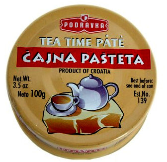 Podravka Tea Time Pate, 50g