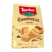 Loacker Quadratini Bite Size Wafers, Tiramisu, 7.76 oz | 220g