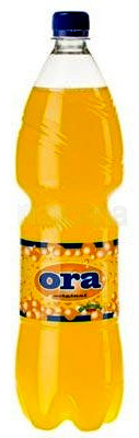 Radenska Orange Soda, 1.5 Liter