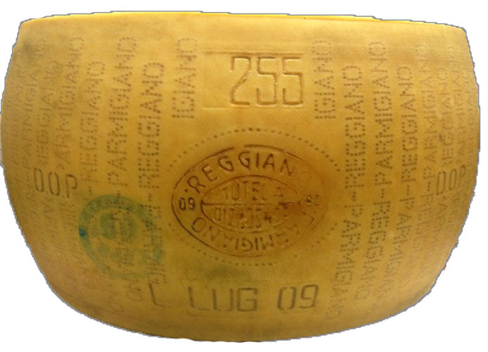 Rocca Parmigiano Reggiano  Appx.  86 lb Whole Wheel