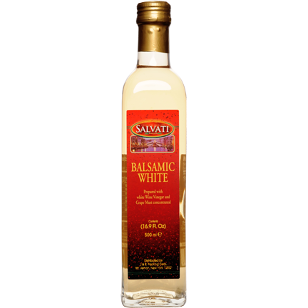 Salvati Balsamic White Vinegar, 16.9 fl oz