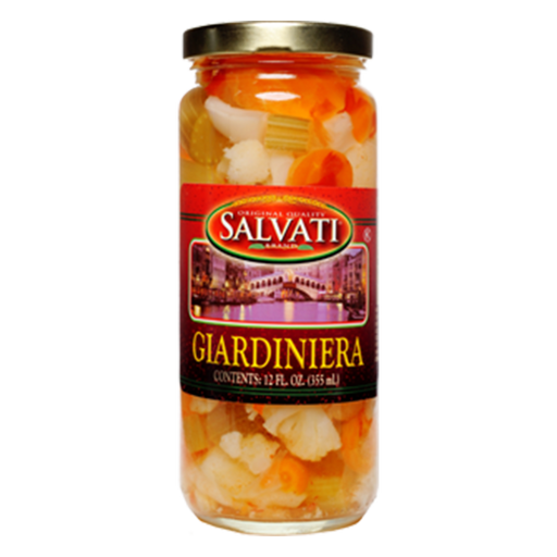 Salvati Giardiniera, 12 FL OZ