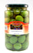 Salvati Italian Green Olives 13.1 oz Jar