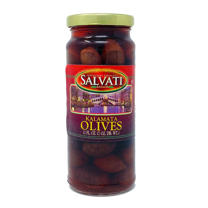 Salvati Kalamata Olives, 12 FL OZ