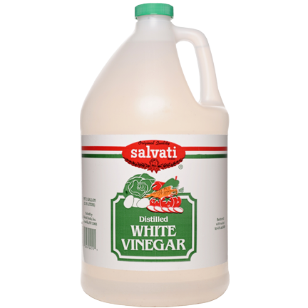 Salvati Distilled White Vinegar, 1 Gallon