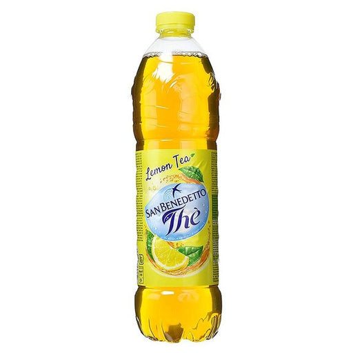 San Benedetto Lemon Tea, 50.7 oz. (1.5 L)