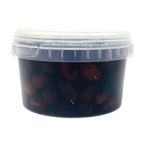 Sanniti Ligurian Taggiasche, Whole Olives, Drained Wt. 8.8 oz | 250g