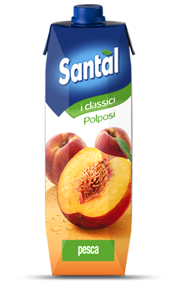 Santal Pesca (Peach)1000 ml