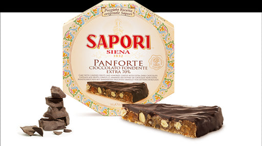 Sapori Chocolate Panforte di Siena, 10.58 Ounce