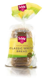 Schar Classic White Bread  Gluten-free sliced bread 14.1 oz