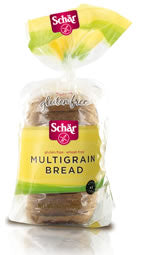 Schar Multigrain Bread  Gluten-free sliced multigrain 14.1 oz