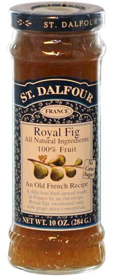St. Dalfour Royal Fig Fruit Spread 10oz