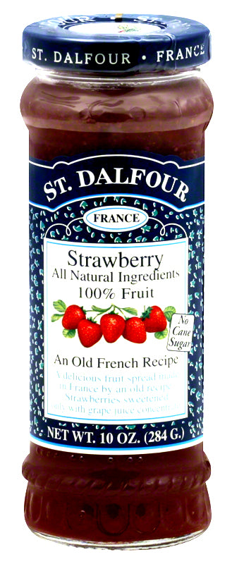 St. Dalfour Strawberry Fruit Spread 10oz