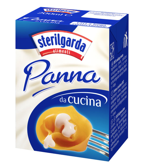 Sterilgarda Cooking Cream (Panna Da Cucina), 200ml