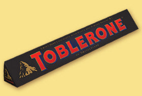Toblerone Dark Chocolate 3.5oz