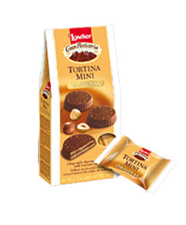 Loacker Tortina Mini Original, 90g