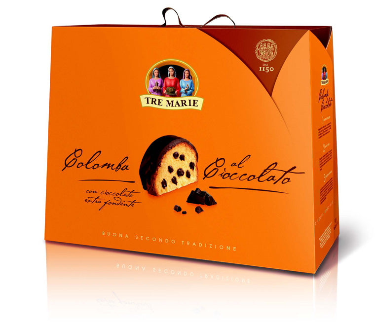 Tre Marie Chocolate Colomba 900g
