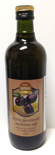 Trenton Virgin Olive Oil, 1 Liter