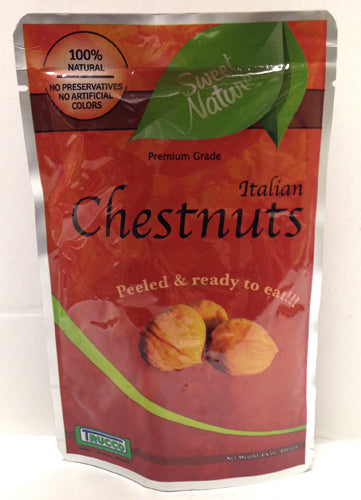Trucco Chestnuts, Peeled and Ready to Eat, 100g