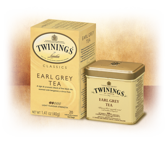 Twinings Earl Grey, 20 Tea Bags, 40g