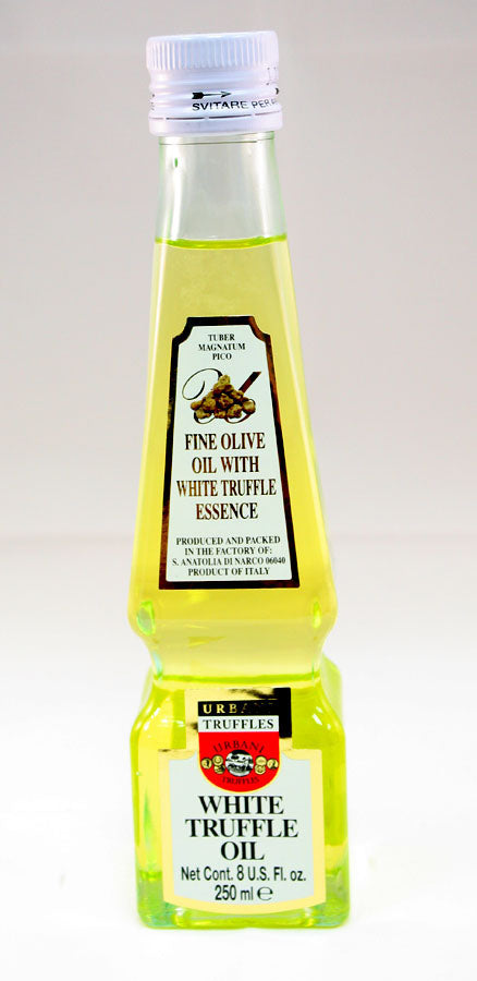 Urbani White Truffle Oil, 8 fl oz