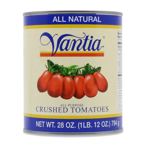 Vantia All Purpose Crushed Tomatoes, 28 oz