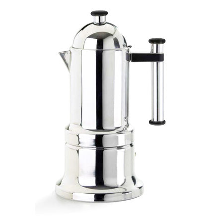 "Vev Vigano ""Kontessa"" 18/10 Stainless Steel, 6 cups"