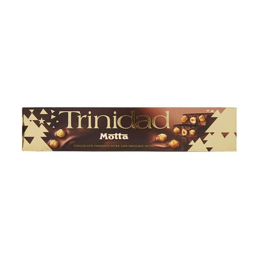 Motta Trinidad Dark Chocolate with Whole Hazelnuts, 8.8 oz