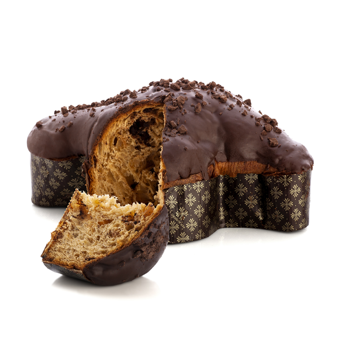 Brontedolci Colomba with Pear and IGP Modica Chocolate Chips, 35.3 oz | 1 kg