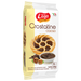 Lago Crostatine Cacao, Tarts with Cocoa And Hazelnut Cream, 8.46 oz (6 x 1.41 oz)