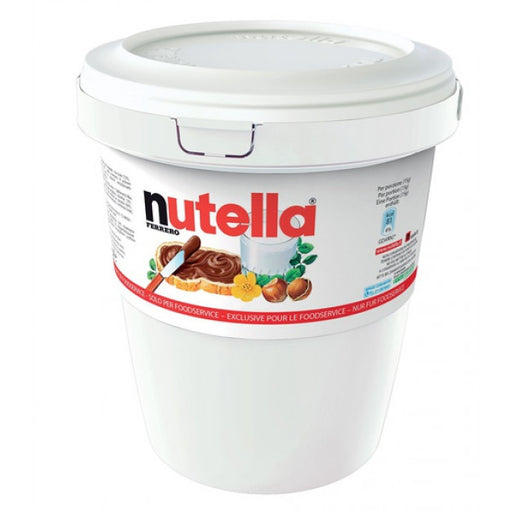 Ferrero Nutella Made in Italy, Giant Jar 3Kg - 6.6 lb
