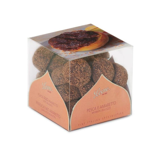 Leone Peach Amaretto Fruit Jellies, 6.7 oz | 190g
