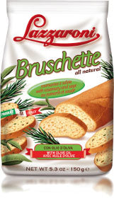 Lazzaroni Bruschette With Rosemary and Sage 150g