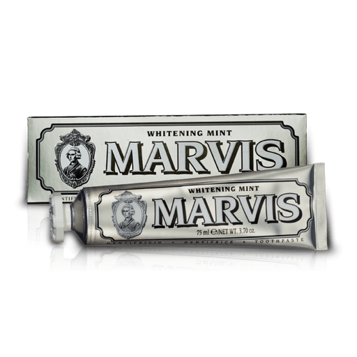Marvis Whitening Mint Toothpaste, 3.86 oz | 75ml