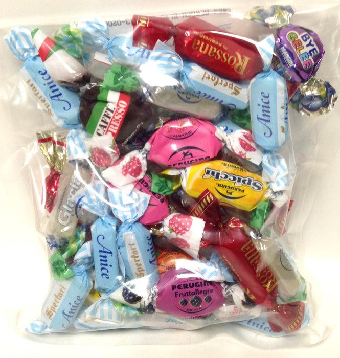 Mixed Candy Flavors, Approx. 1 lb