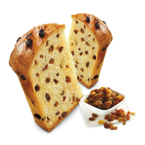 Maina il Panettone Senza Canditi, Only with Sultana Raisins, 35.25 oz | 1kg