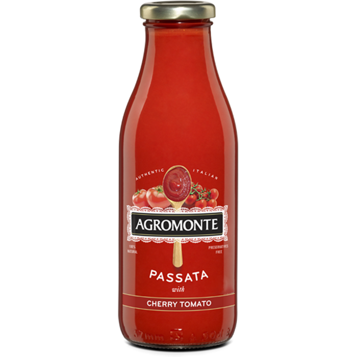 Agromonte Passata of Cherry Tomato, 18.34 oz | 520g