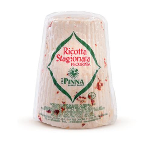 Pinna Ricotta Montella with Red Peppers, 14 oz