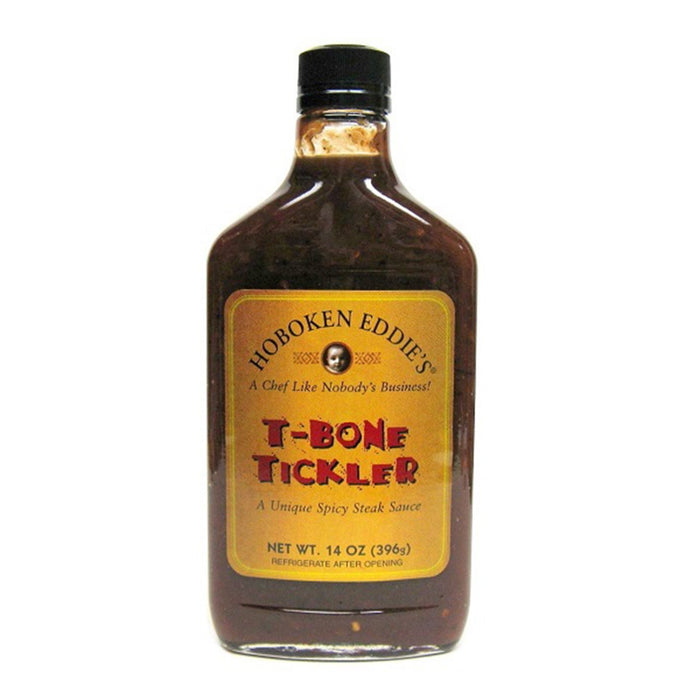 Hoboken Eddie's T-Bone Tickler, 14 oz
