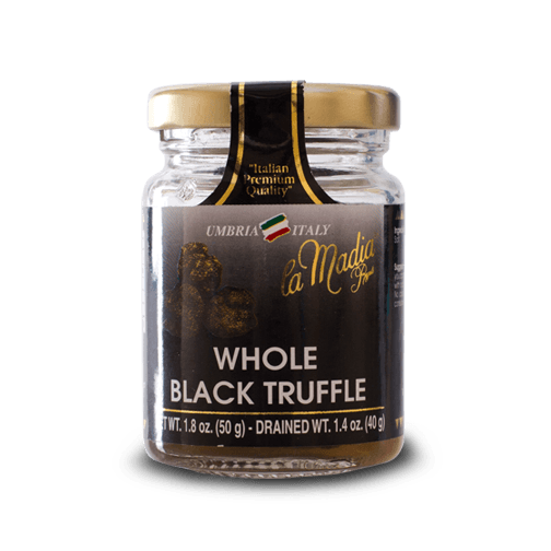 La Madia Regale Whole Black Truffle, 1.8 oz | 50g